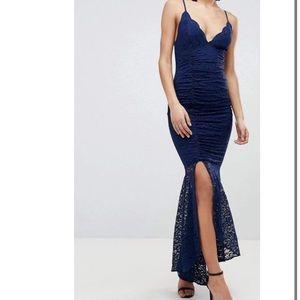 ASOS Fishtail Lace Dress
